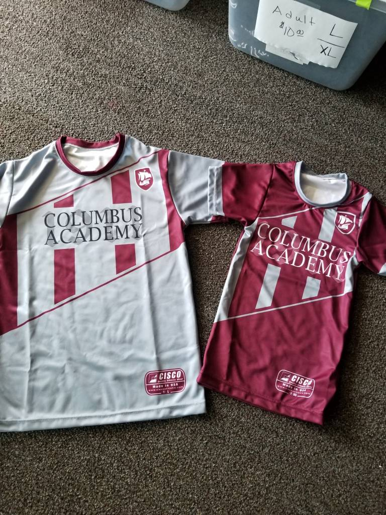 CISCO ATHLETICS CISCO Athletic Soccer Shirt