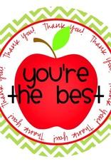 PACA   Teacher Appreciation Program Contributions