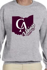 gildan Youth CA State sweatshirt