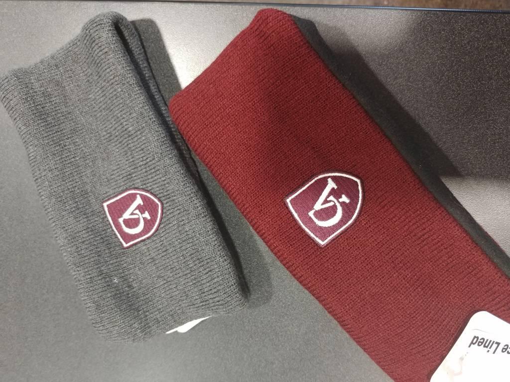 LogoFit Logofit Knit Earband with fleece lining