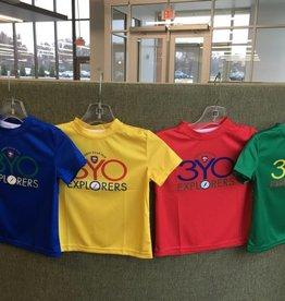 Wooter 3YO s/s shirt pack