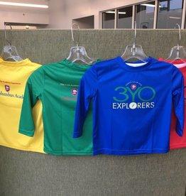 Wooter 3YO Explorers shirt l/s