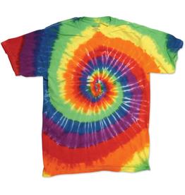 Dyenomite Apparel Dyenomite Tie Dye Shirt Adult