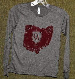 Bella Bella Canvas L/S Youth State