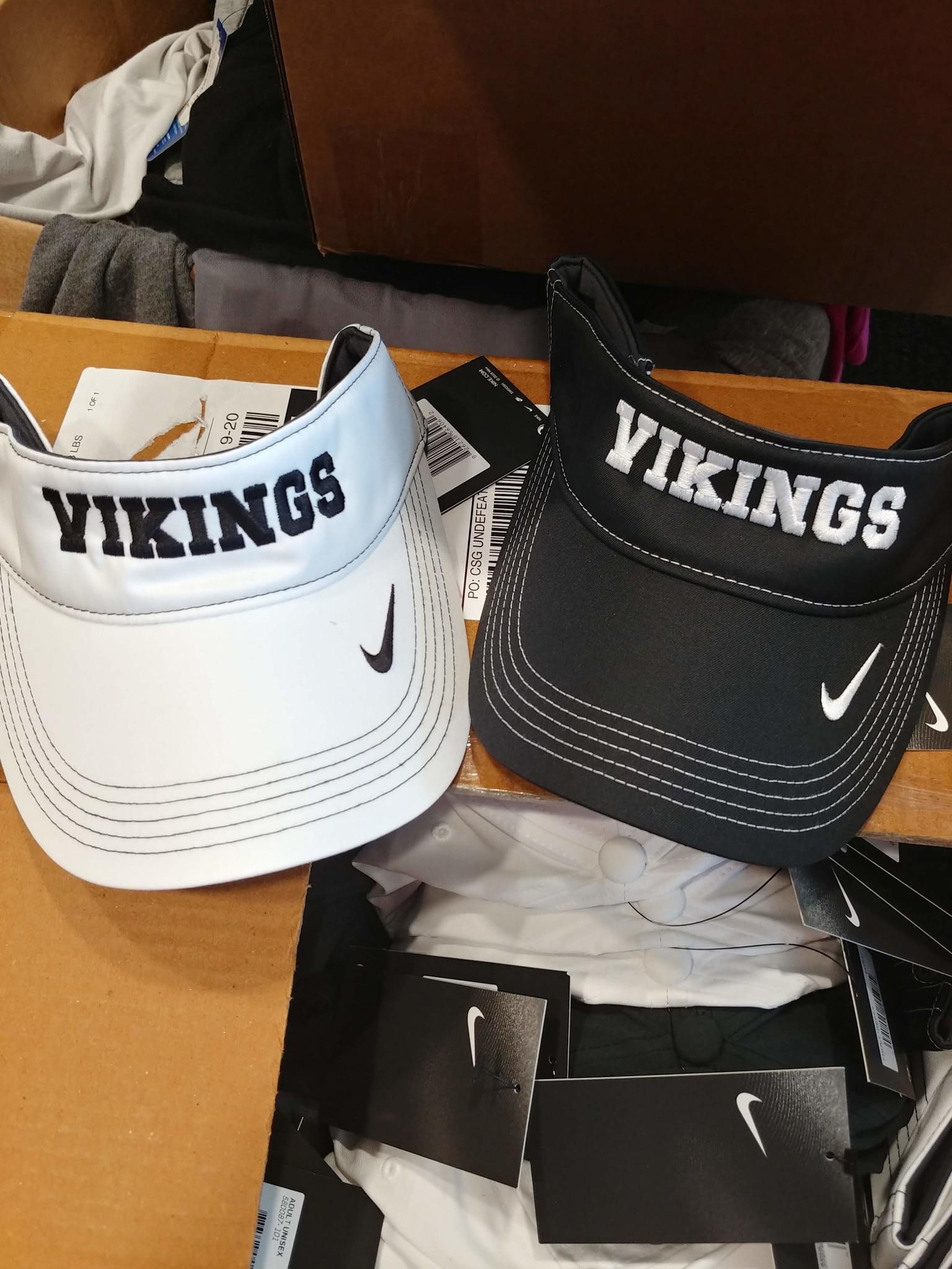 Nike Nike Twill Visor Vikings