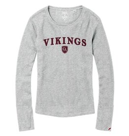 League 91 League91 Womens Slub Thermal