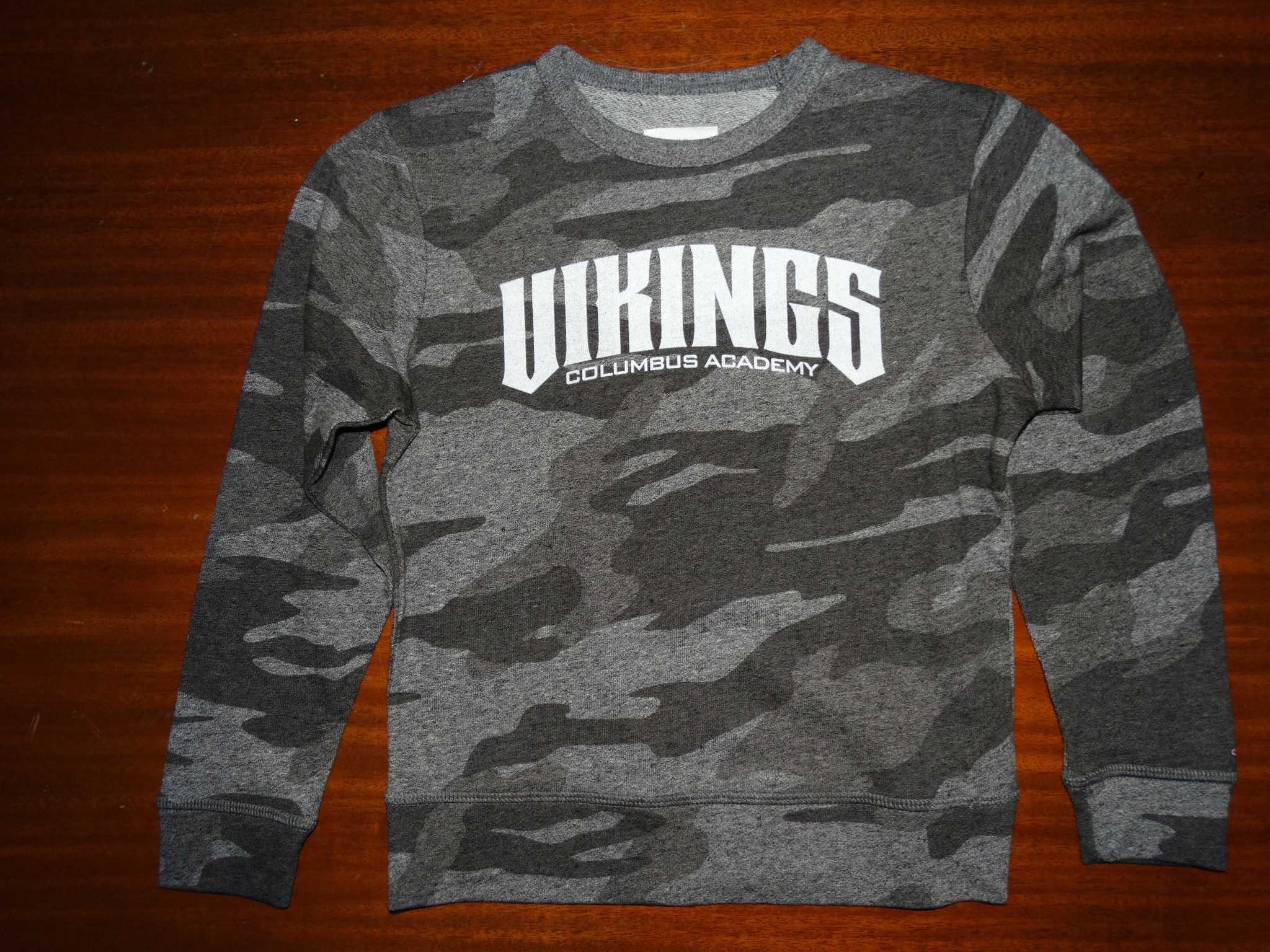 League 91 League91 Youth Camo Sweatshirt