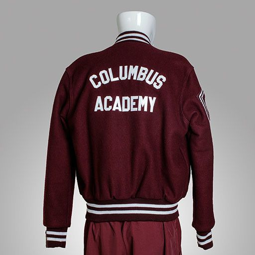Holloway Varsity Letter Jacket - PAYMENT OPTION