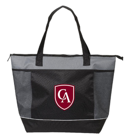 Porter Collection Porter Shopping Cooler Tote Grey
