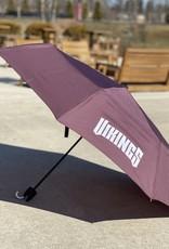 Storm Duds Storm Clip mini umbrella Maroon