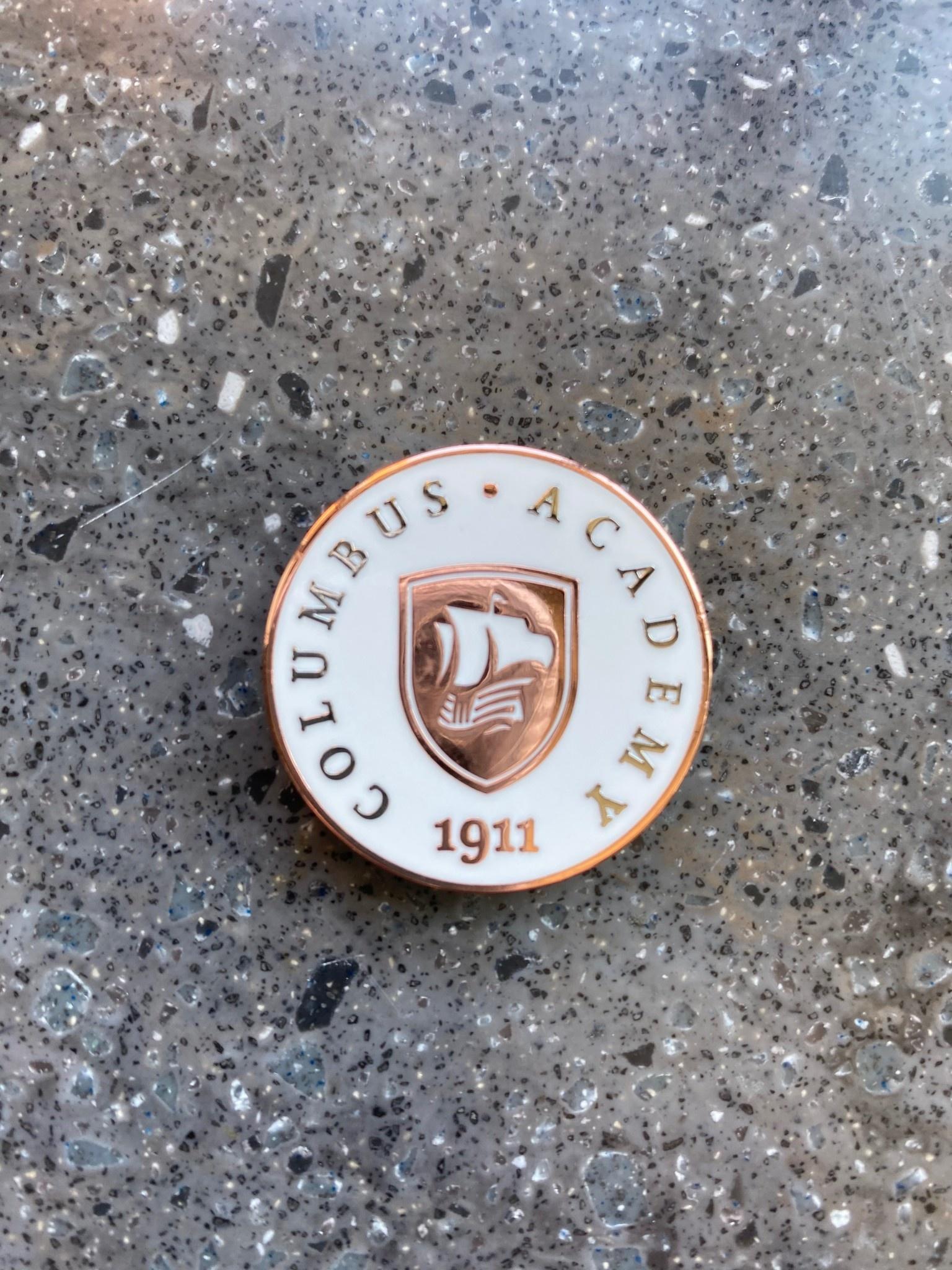 CA Seal Magnetic Lapel Pin