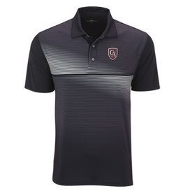 Vantage Vansport Men's Pro Highline Polo - Black