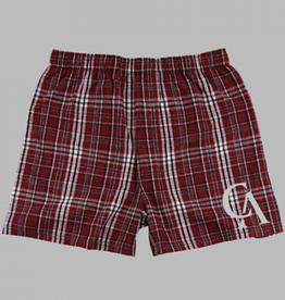boxercraft Mens Boxercraft Pj Plaid Shorts