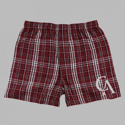 boxercraft Mens Boxercraft Pj Plaid Shorts
