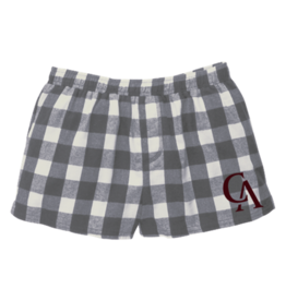 boxercraft Ladies Boxercraft Plaid PJ Short