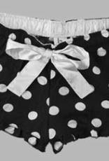 boxercraft Girls Boxercraft polka dot Flannel VIP  short