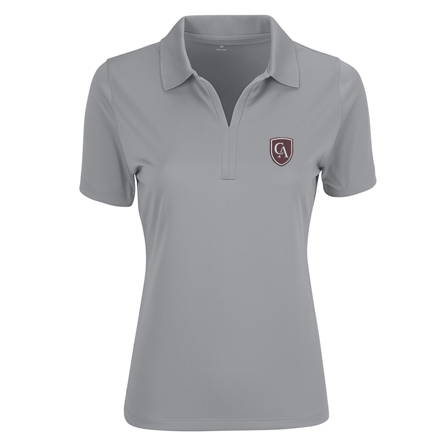 Vantage Vansport Women's V-Tech Performance Polo
