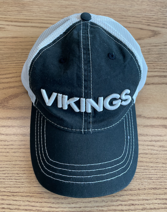 Pacific Headwear Pacific Headwear Vintage Viking Ball Cap