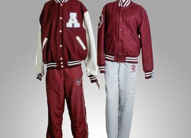 Varsity Letter Jackets & Letter Sweaters