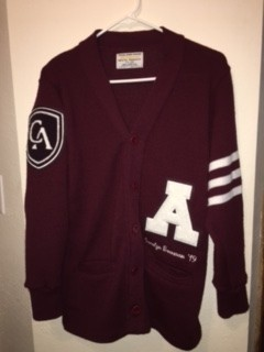 bristol products Varsity Letter Sweater - PAYMENT OPTION