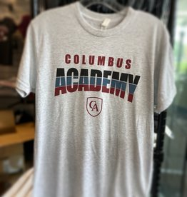Next Level Next Level Adult 3 Color Academy Tee