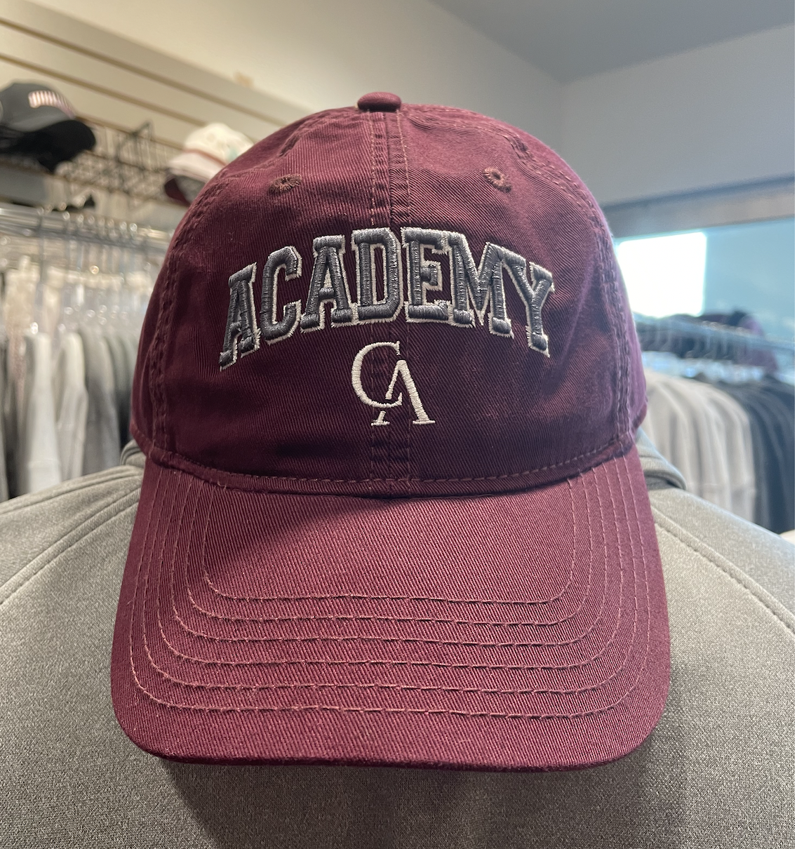 Legacy Legacy Relaxed Twill Hat Maroon