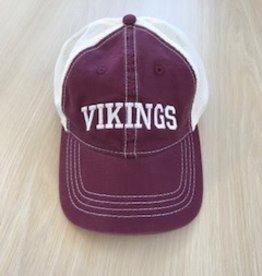 Pacific Headwear Pacific Headwear Vintage Viking Ball Cap