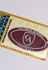 Colorshock Colorshock Tennis car stickers - oval