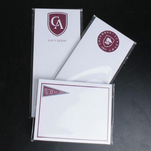 Donovan Designs Donovan Designs Notepad - Pennant