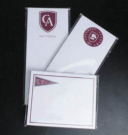 Donovan Designs Donovan Designs Skinnie Notepad - Ship Crest