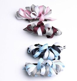 Educational Outfitters Educational Outfitters FBE48M mini ribbon burst barrette