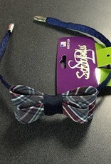 Schoolbelles educational outfitters FBE9HB dbl bow on headband