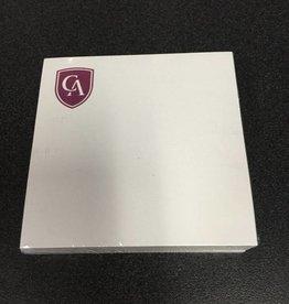 Bic Sticky note pads with shield 3x3 4 pak
