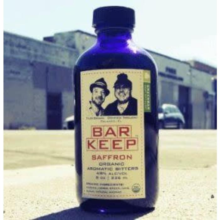 Bar Keep Saffron Bitters, 8 oz.