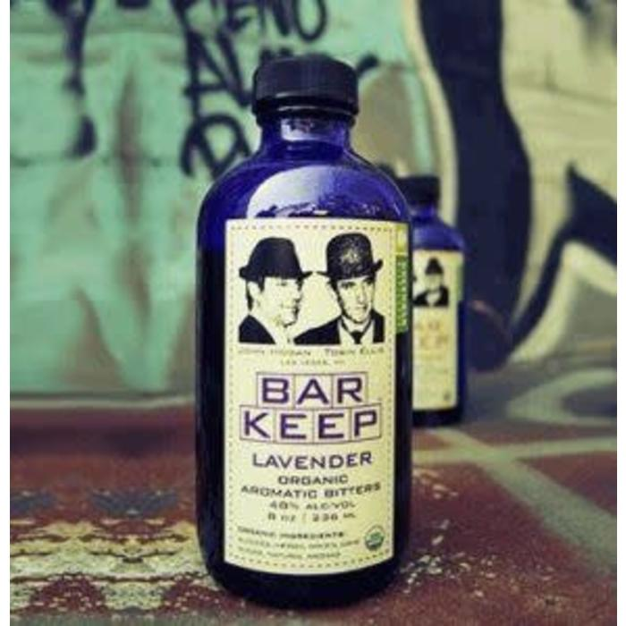 Bar Keep Lavender Bitters, 8 oz.