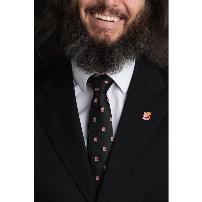 Love & Victory Negroni Tie, Silk