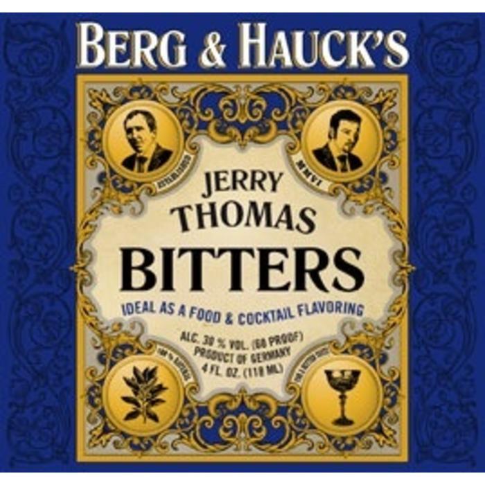 Berg & Hauck's Jerry Thomas Bitters, 4 oz.