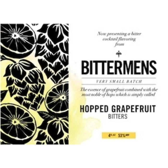 Hopped Grapefruit Bitters, 5oz