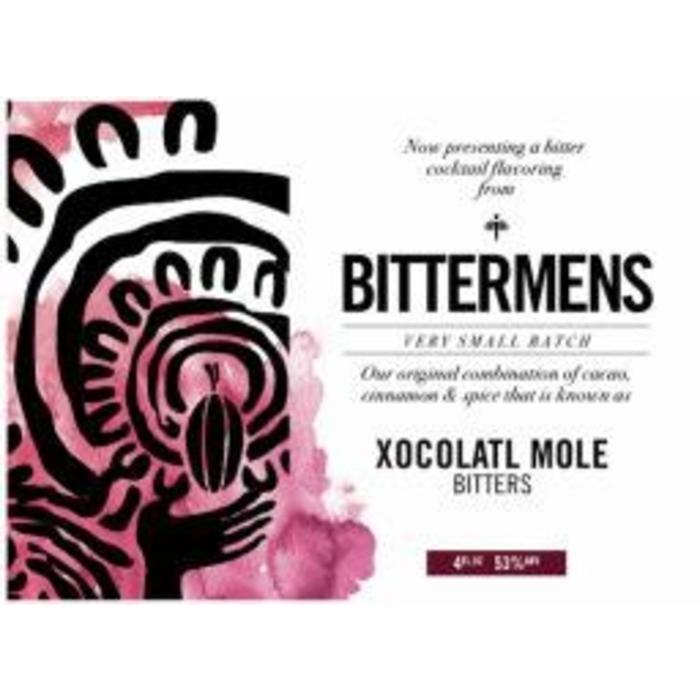 Xocolatl Mole Bitters, 5oz