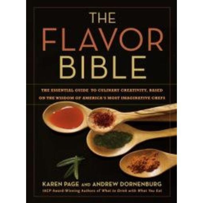 Flavor Bible by Karen Page, Andrew Dornenburg