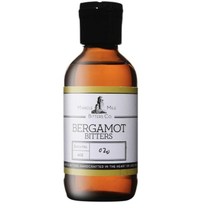 Miracle Mile Bergamot Bitters, 4oz