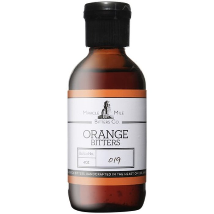 Miracle Mile Orange Bitters, 4oz