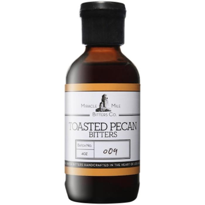 Miracle Mile Toasted Pecan Bitters, 4oz