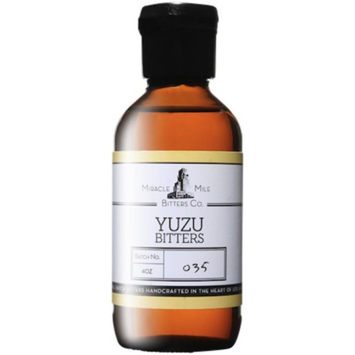 Miracle Mile Yuzu Bitters, 4oz