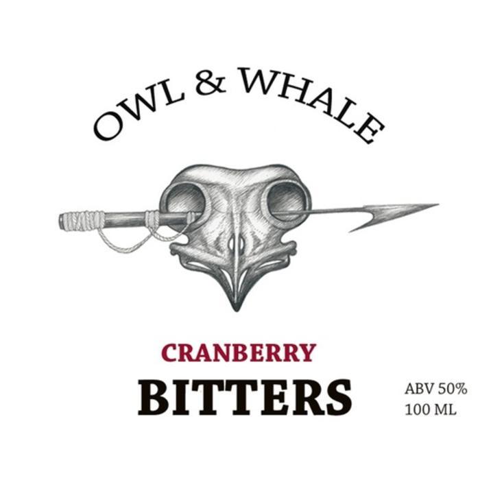 Cranberry Bitters, 100 ml