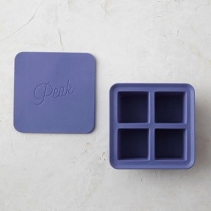 Peak Ice Works XL Ice Cube Tray - Blue