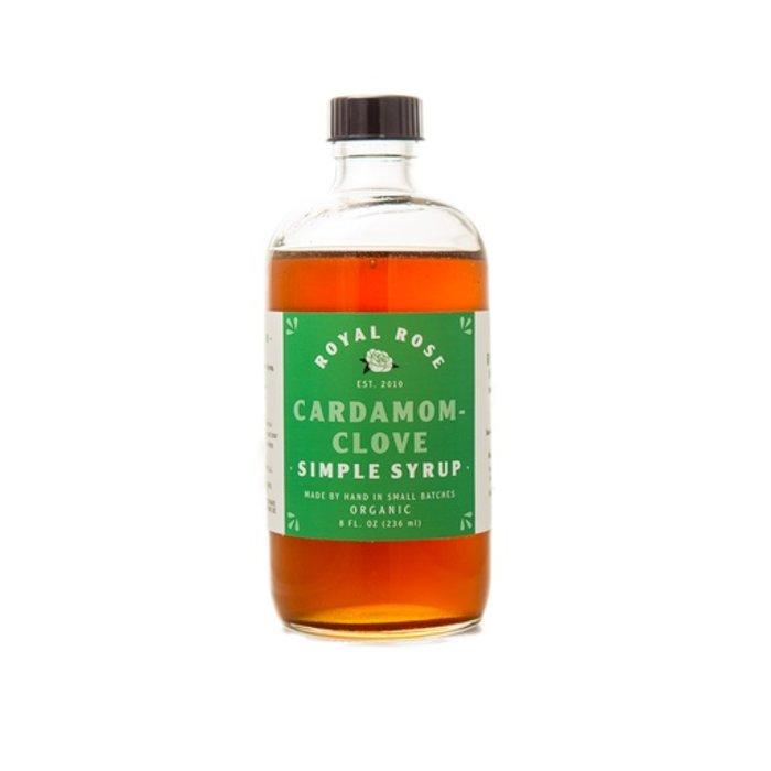 Cardamom-Clove Syrup, 8 oz.