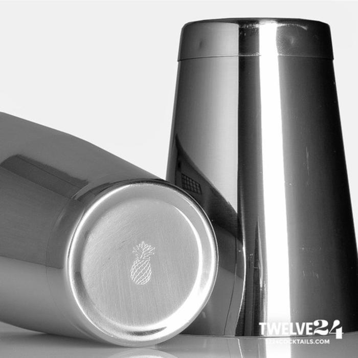 Twelve24 Cocktail Shaker Tin Set