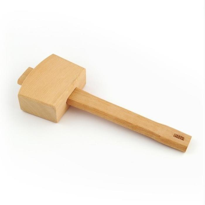 Cocktail Kingdom Wooden Ice Mallet