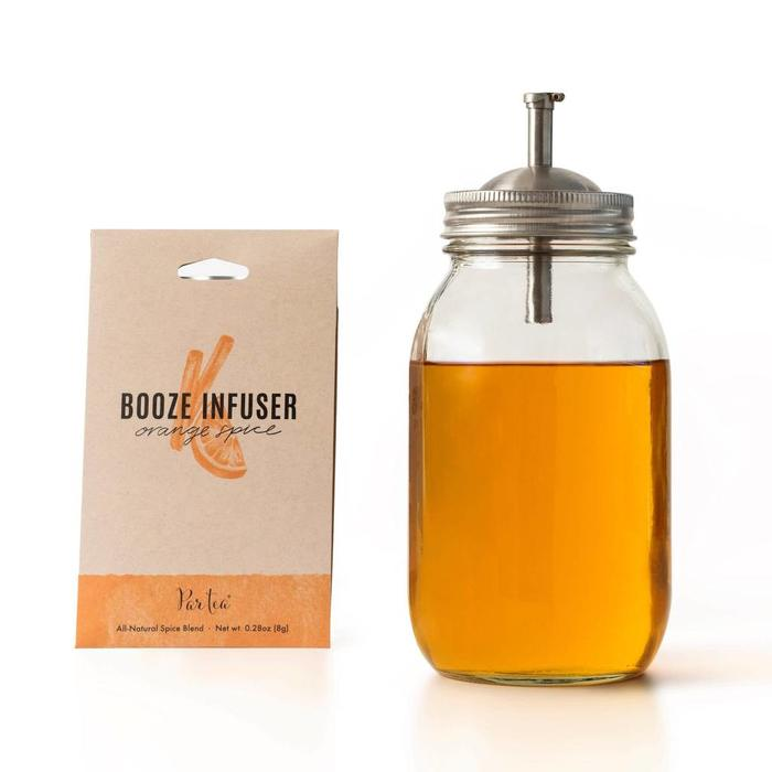 Booze Infuser, Orange Spice